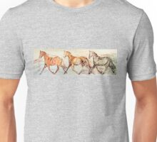 Anatomy horse 1 Unisex T-Shirt