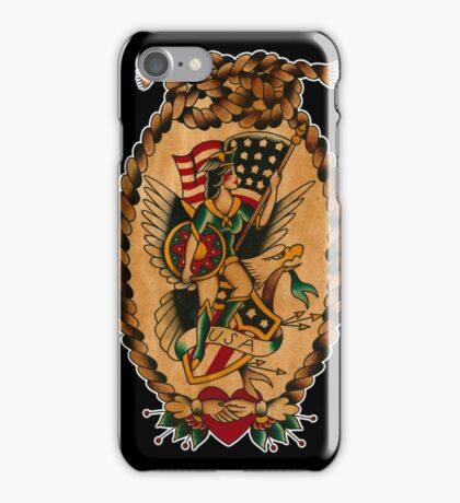 Miss USA iPhone Case/Skin
