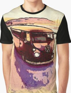 Vintage Sand Dune Graphic T-Shirt