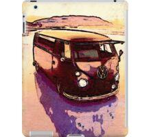 Vintage Sand Dune iPad Case/Skin