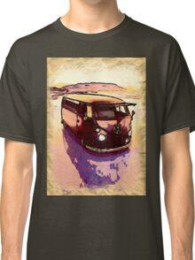Vintage Sand Dune Classic T-Shirt