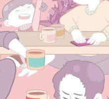 Dojima Family Bonding Time Sticker