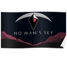 No Man's Sky Classic Poster