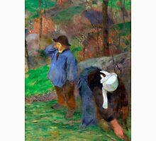 1888 - Gauguin - Landscape of Brittany Unisex T-Shirt