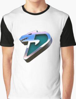 dinosaucers dinosaur dinoplativolos 80 cartoon Graphic T-Shirt
