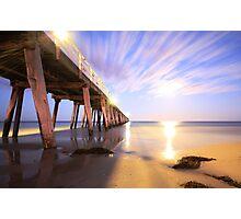 Grange Jetty South Australia Photographic Print