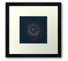 Spider America Framed Print