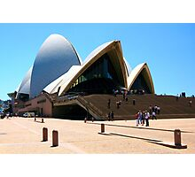 Space, Time and Architecture Photographic Print