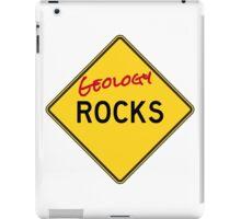 Geology Rocks - Red iPad Case/Skin