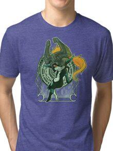 Midna's Mirror Tri-blend T-Shirt
