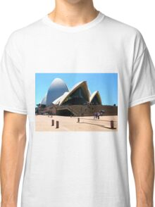 Space, Time and Architecture Classic T-Shirt
