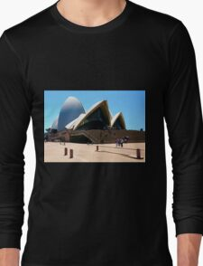 Space, Time and Architecture Long Sleeve T-Shirt
