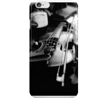 Donegal Fiddle having a break iPhone Case/Skin