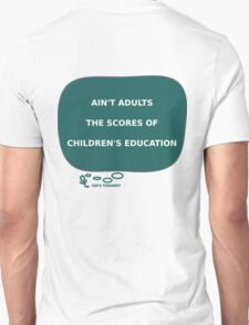 Kid'S THOUGHT - Education T-Shirt