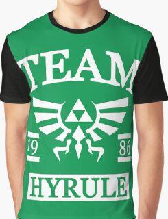 Team Hyrule Graphic T-Shirt