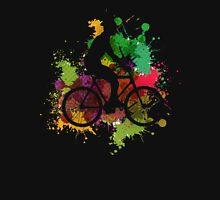 Riding a BMX Unisex T-Shirt