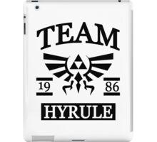 Team Hyrule iPad Case/Skin