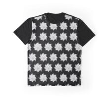 Flowing Winds - pattern Graphic T-Shirt