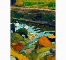 1888 - Gauguin - Washerwomen Unisex T-Shirt