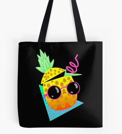 Piña Coolada Tote Bag