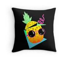 Piña Coolada Throw Pillow