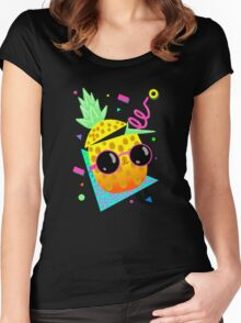 Piña Coolada Women's Fitted Scoop T-Shirt