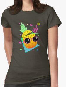 Piña Coolada Womens Fitted T-Shirt