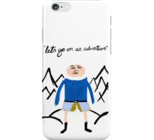 Finley the Adventurer iPhone Case/Skin