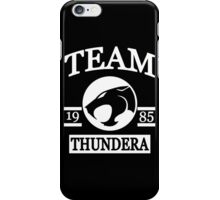 Team Thundera iPhone Case/Skin