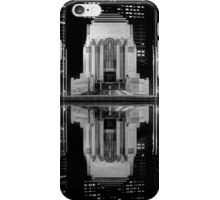 POOL OF REFLECTION iPhone Case/Skin