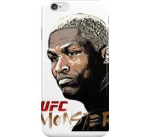 kevin randleman iPhone Case/Skin