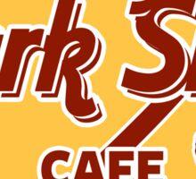 Dark Side Cafe Sticker