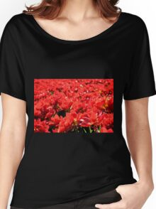 Close to Tulips Women's Relaxed Fit T-Shirt
