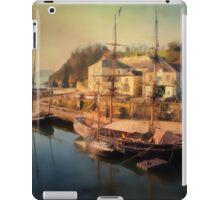 Charlestown Harbour - Textured iPad Case/Skin
