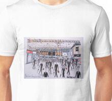 Charing Cross Railway Station, London England Unisex T-Shirt