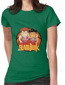 Slam dunk Womens Fitted T-Shirt