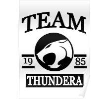 Team Thundera Poster