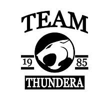 Team Thundera Photographic Print