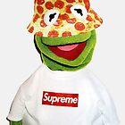 Kermit Supreme (Clean) by FuccboiWear