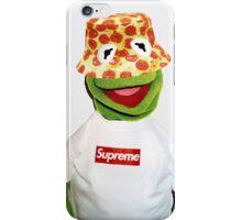 Kermit Supreme (Clean) iPhone Case/Skin