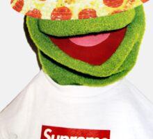 Kermit Supreme (Clean) Sticker