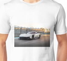 Aston Martin Vulcan - Shot on Location at Yas Marina F1 Circuit Unisex T-Shirt