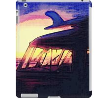 Night Surf iPad Case/Skin