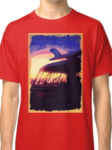 Night Surf Classic T-Shirt