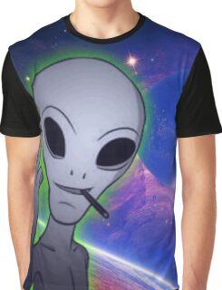 alien  Graphic T-Shirt