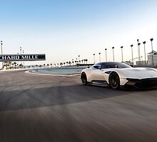 Aston Martin Vulcan at Yas Marina F1 Circuit by M-Pics