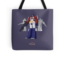 Optimus Prime - (mix) - dark T-shirt Tote Bag
