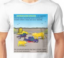 Introduced Species Unisex T-Shirt