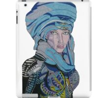 Kindzi Portrait. iPad Case/Skin