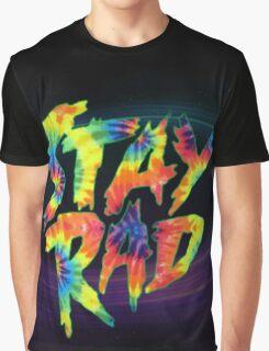 stay rad retro Graphic T-Shirt